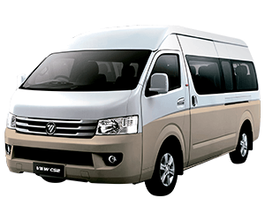 Foton Microbus Supporter View CS2L