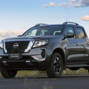 Nissan Frontier D.CAB 4X4 LE